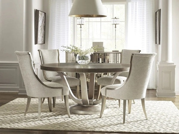 Caracole Compositions Avondale Round Dining Table