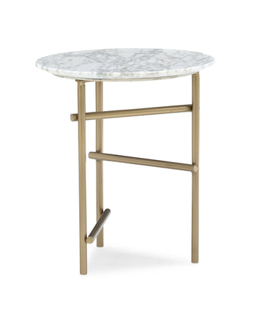 Caracole Modern Edge Occasional Concentric Accent Table