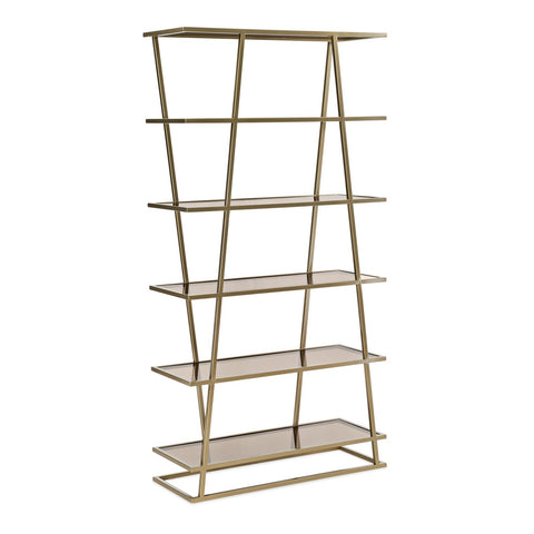 Caracole Modern Edge Occasional Vector Etagere
