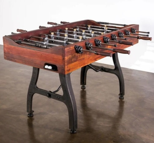District Eight Foosball Table