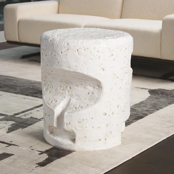 Global Views Gilles Side Table