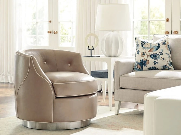 Lexington Avondale Swivel Chair Piper Swivel Chair
