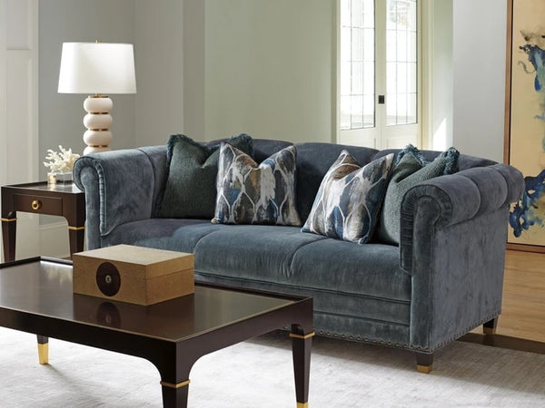 Lexington Carlyle Springfield 3-Seater Sofa Fabric As Shown