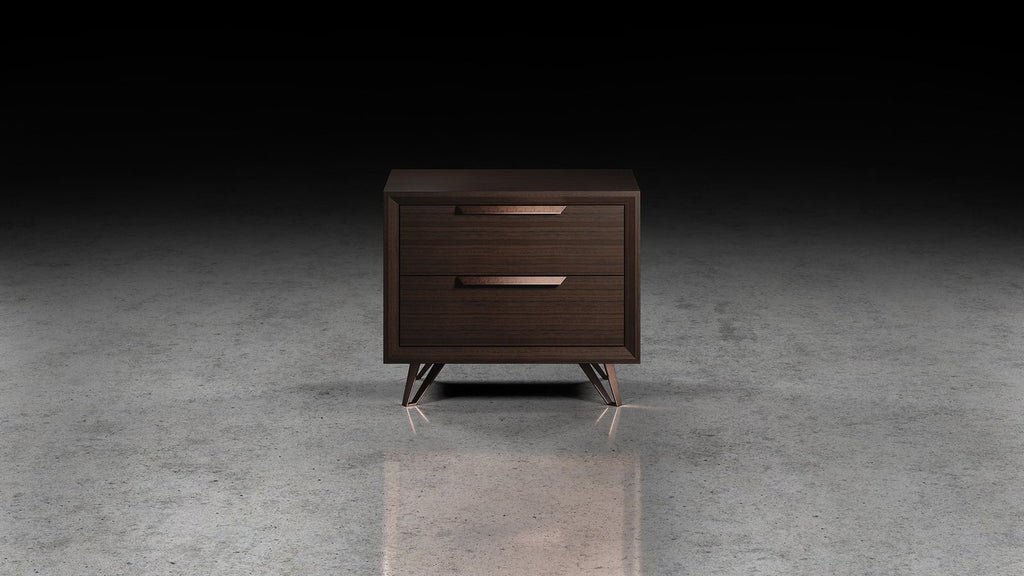 Modloft Grand Nightstand Espresso