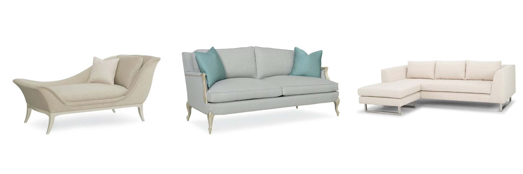 shop the look - sofas