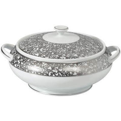 Raynaud Salamanque Platinum White Soup Tureen
