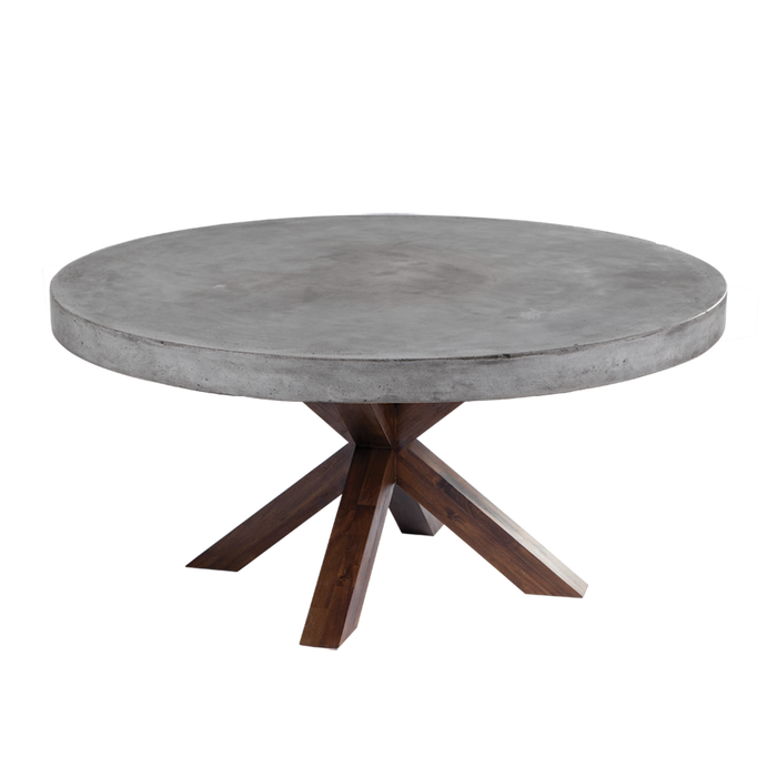 Sunpan Warwick Round Dining Table