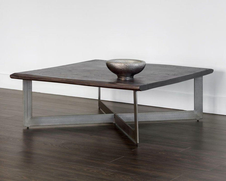 Sunpan Square Marley Coffee Table