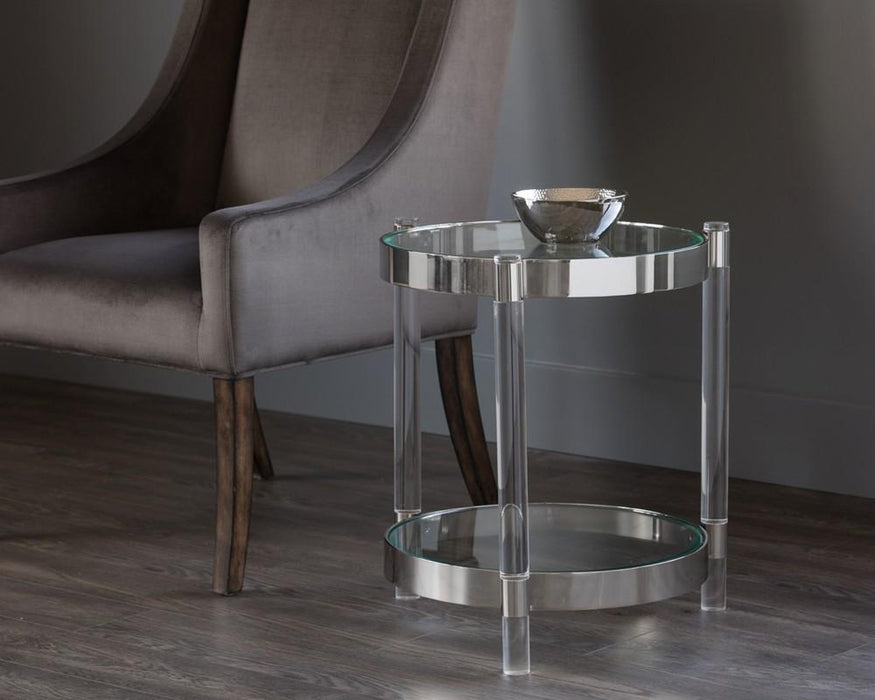Sunpan York Side Table