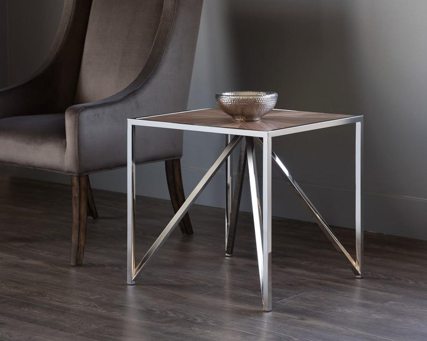 Sunpan Pike End Table