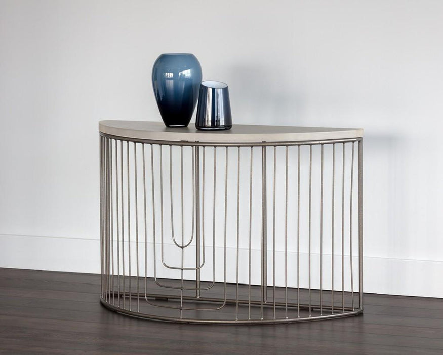 Sunpan Sargon Console Table