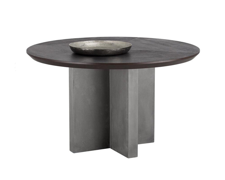 Sunpan Palmer Round Dining Table