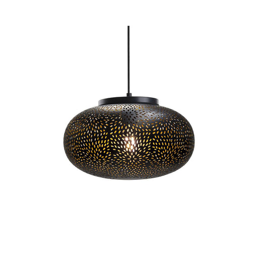 Sunpan Lenette Pendant Light - Ellipse Shaped