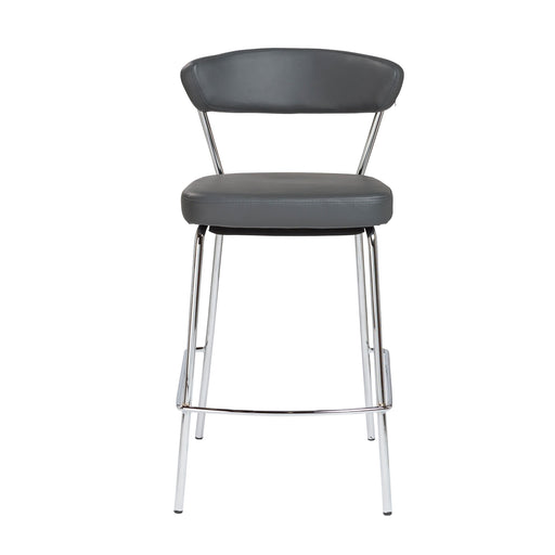 Euro Style Draco-C Counter Stool - Set of 2