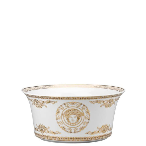 Versace Medusa Gala - Vegetable Bowl, Open, 9 3/4''