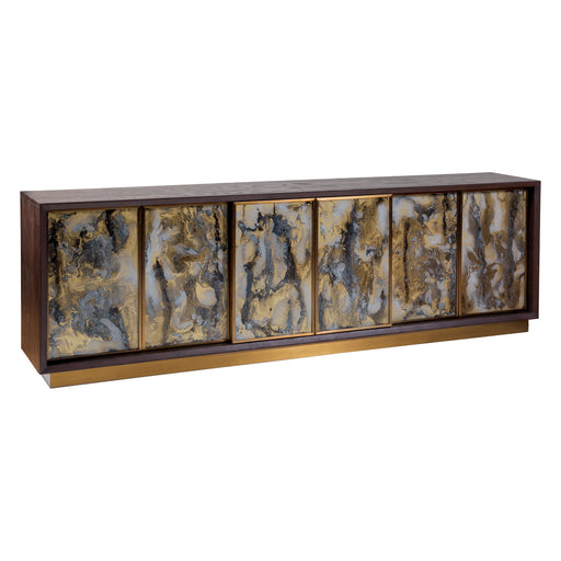 Artistica Home Verbatim Long Media Console