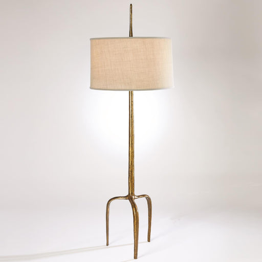 Global Views Riley Floor Lamp