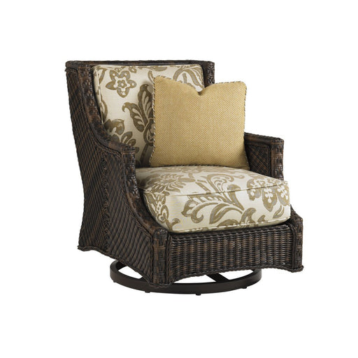 Tommy Bahama Outdoor Island Estate Lanai Swivel Lounge Chair