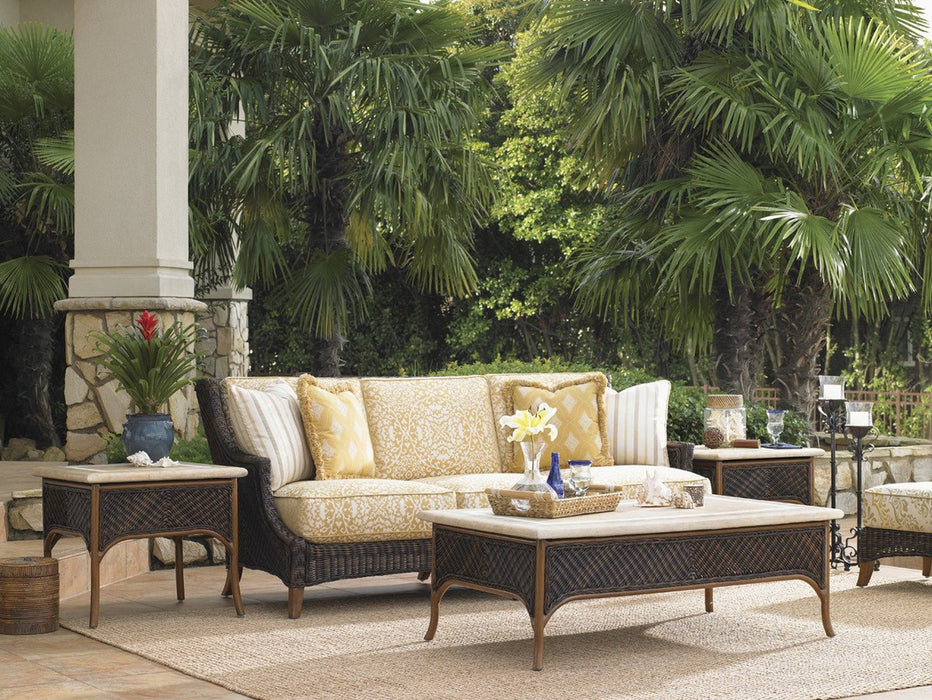 Tommy Bahama Outdoor Island Estate Lanai Accent Table