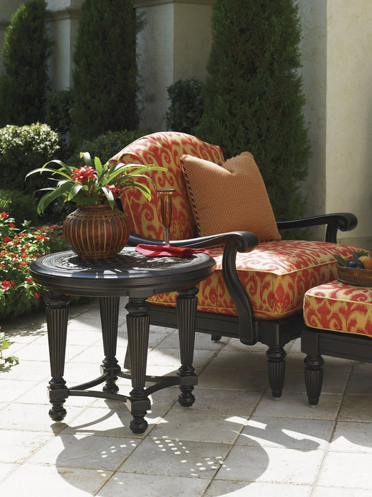 Tommy Bahama Outdoor Kingstown Sedona Round End Table