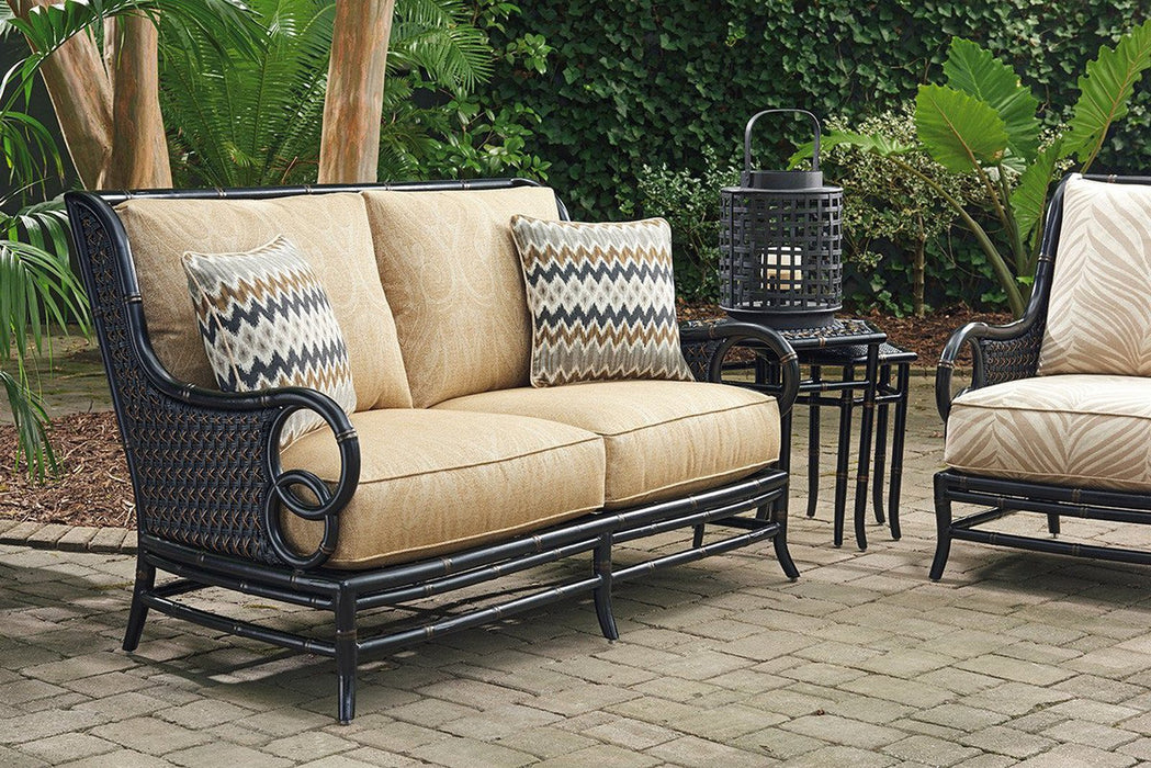 Tommy Bahama Outdoor Marimba Love Seat