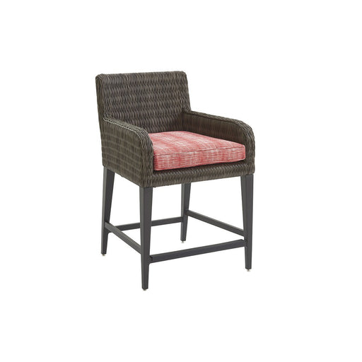 Tommy Bahama Outdoor Cypress Point Ocean Terrace Counter Stool