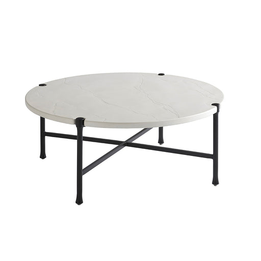 Tommy Bahama Outdoor Pavlova Round Cocktail Table
