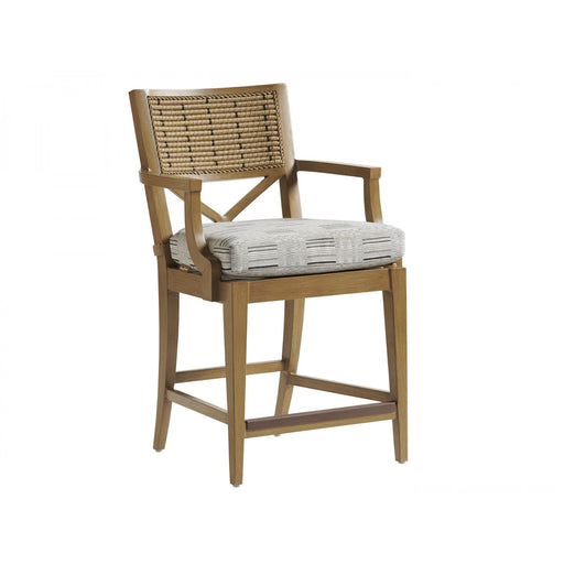 Tommy Bahama Outdoor Los Altos Valley View Counter Stool