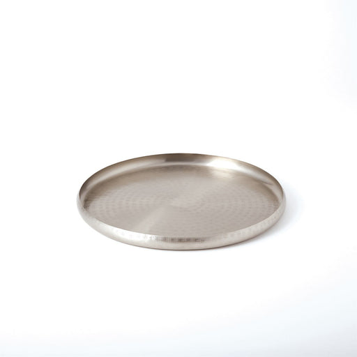 Global Views Offering Tray-Antique Nickel