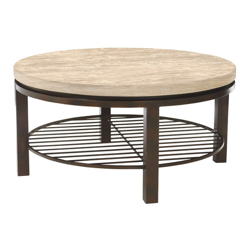 Bernhardt Tempo Round Cocktail Table