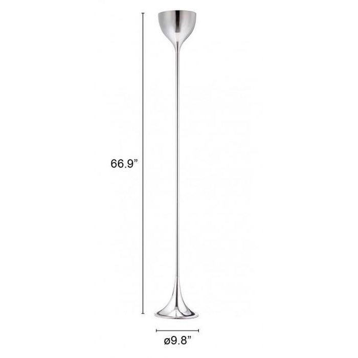 Zuo Neutrino Floor Lamp