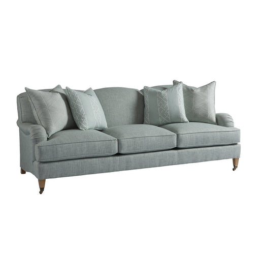 Barclay Butera Upholstery Sydney Sofa With Brass Caster