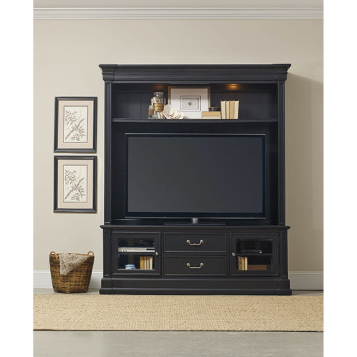 Hooker Furniture Home Entertainment Clermont Two Piece Group