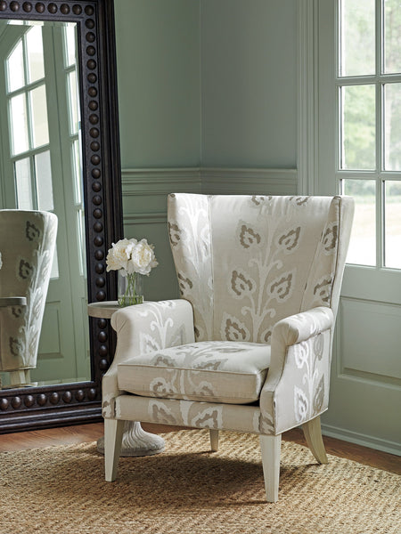 Barclay Butera Upholstery Newton Wing Chair