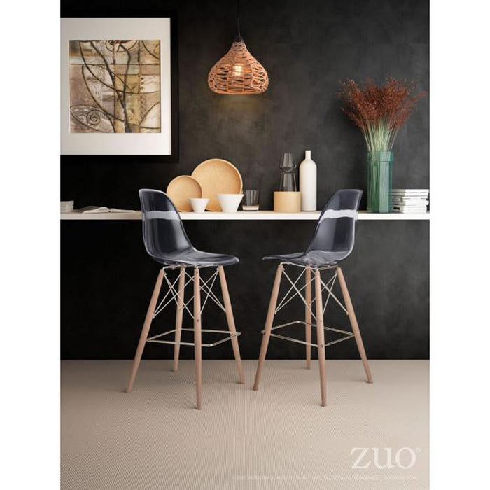 Zuo Nezz Ceiling Lamp Natural