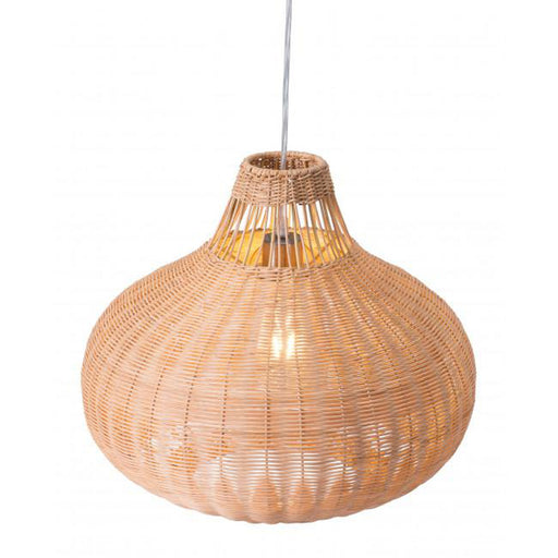 Zuo Vincent Ceiling Lamp Natural