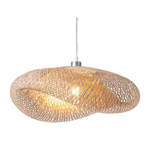 Zuo Weekend Ceiling Lamp Natural