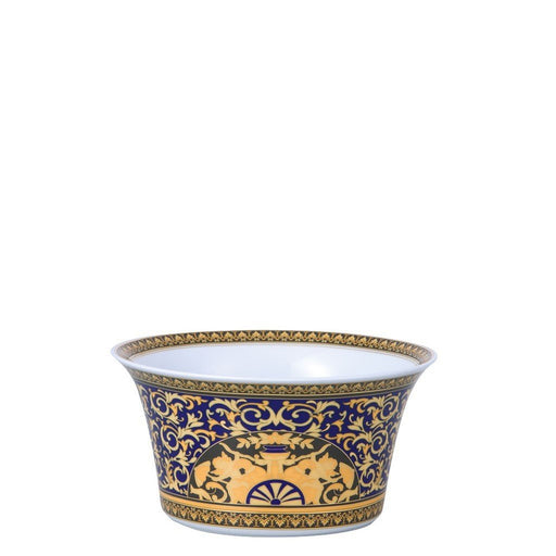 Versace Medusa Blue - Vegetable Bowl 8""