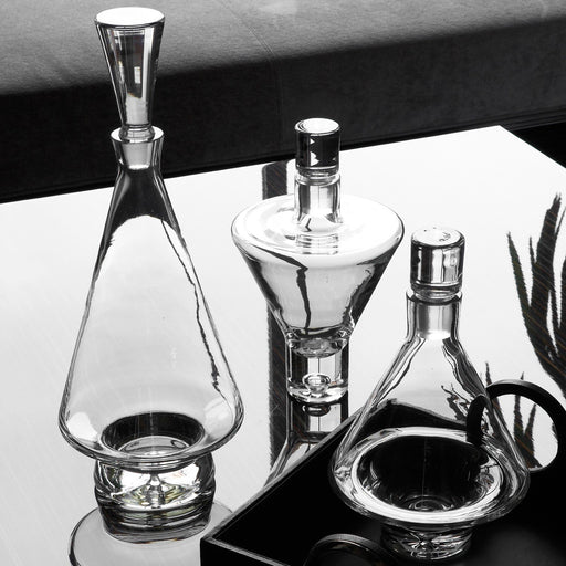 Global Views Clear Decanter
