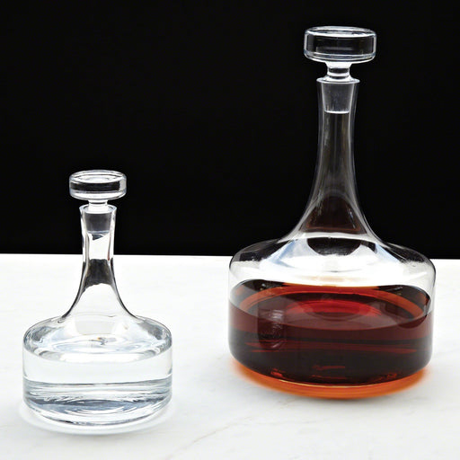 Global Views Piston Decanter