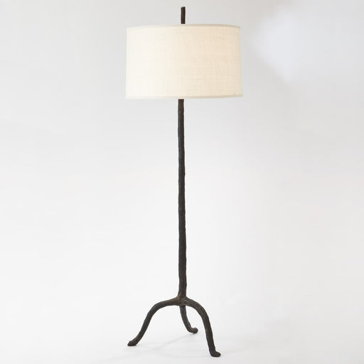 Global Views Walking Stick Floor Lamp