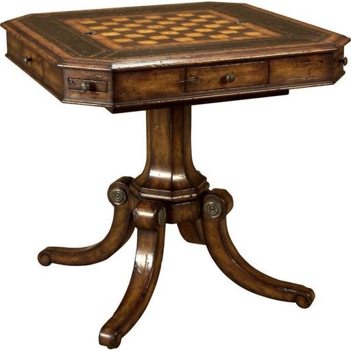 Maitland Smith Choate Game Table