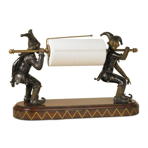 Maitland Smith Jesters Paper Towel Holder