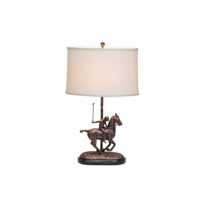 Maitland Smith Polo Table Lamp