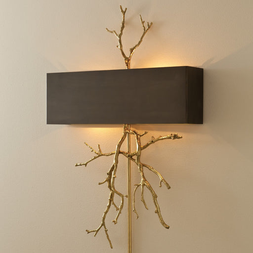 Global Views Twig Wall Sconce
