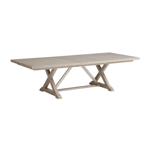 Barclay Butera Malibu Rockpoint Rectangular Dining Table