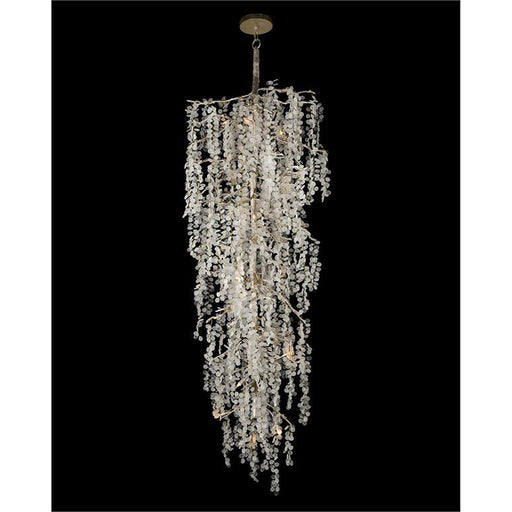 John Richard Shiro-Noda Fifteen-Light Chandelier