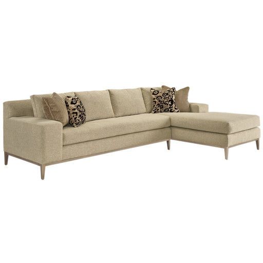 Carson Concierge Track Arm Sectional