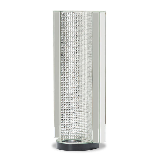 Michael Amini Montreal Mirrored Candle Holder