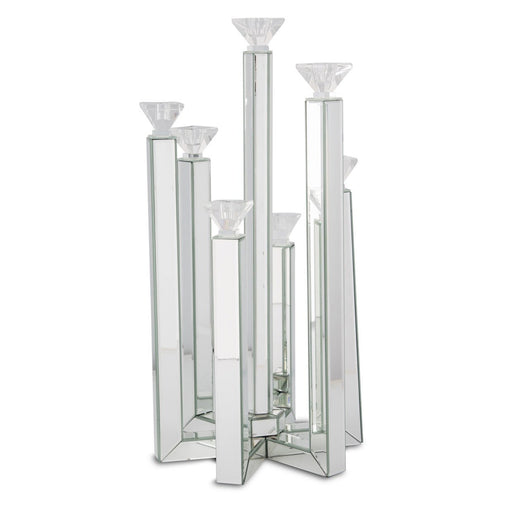 Michael Amini Montreal Mirrored Candle Arrangement 3353